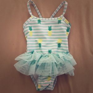 Other - baby girl swimsuit